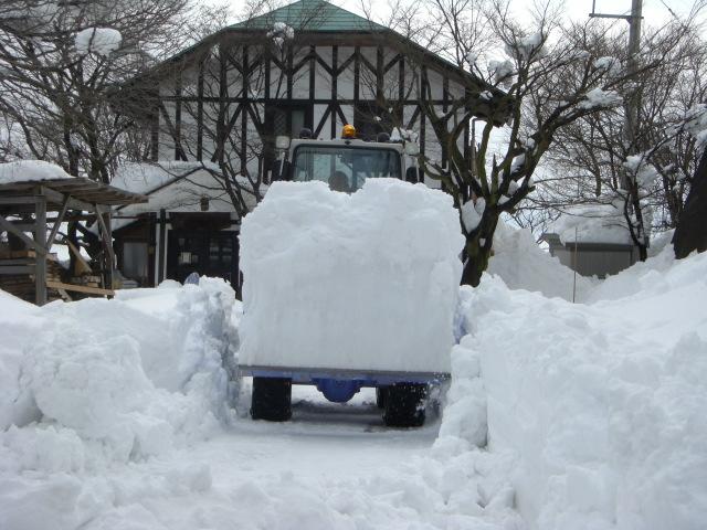 2011除雪