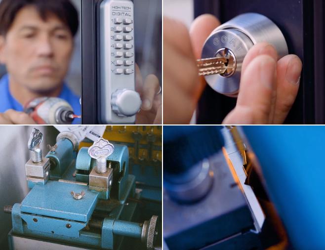 鍵・金庫の販売・解錠・修理
